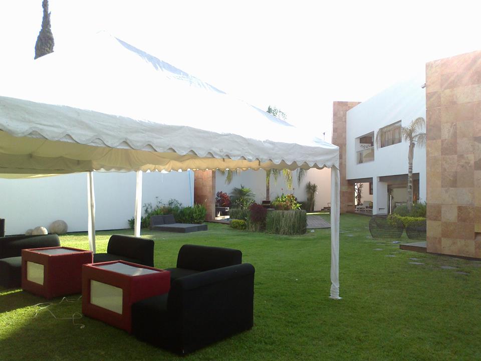 Toldos y Salas Lounge